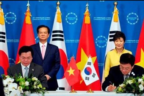 Bộ trưởng Hàn Quốc hối thúc Quốc hội thông qua FTA Việt-Hàn