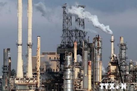 Giá dầu thế giới tăng lên mức cao nhất trong 4 tháng qua