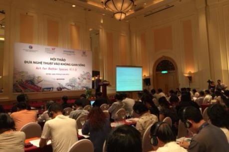 Đưa mô hình mỹ thuật cộng đồng vào Việt Nam