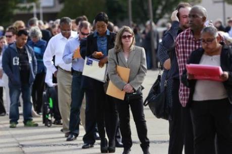 Tỷ lệ thất nghiệp Mỹ đạt mức thấp nhất trong vòng 7 năm