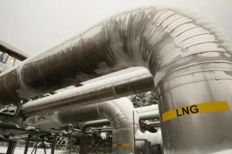 Giá LNG của châu Á có thể giảm tới 25%