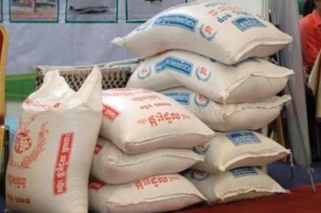 Campuchia: 8 tháng, xuất khẩu gạo tăng gần 50%