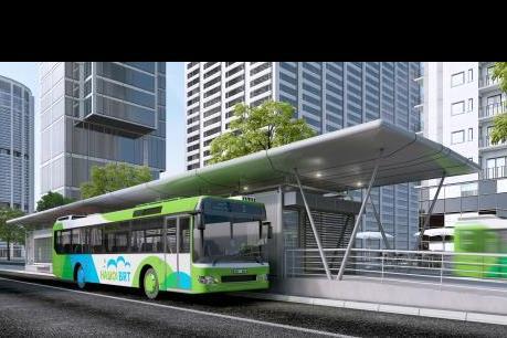 Xe buýt nhanh – Lời giải cho bài toán giao thông Hà Nội