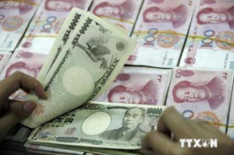Đồng bạc xanh tăng giá trên thị trường châu Á