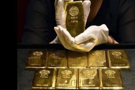 Giá vàng thế giới giảm nhẹ do đồng USD mạnh lên