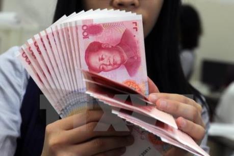 Dự trữ ngoại tệ của Trung Quốc giảm kỷ lục