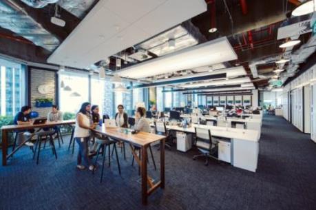 Nhu cầu thuê văn phòng tại Singapore suy giảm