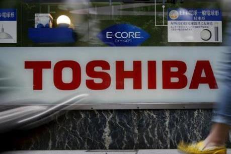 Toshiba lỗ ròng 37,8 tỷ yen trong tài khóa 2014