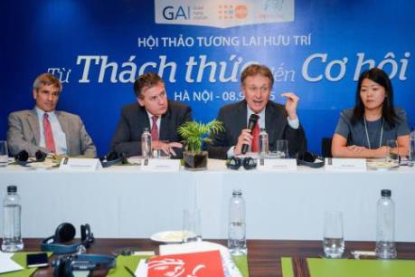 Prudential hỗ trợ cải thiện kế hoạch hưu trí Việt Nam