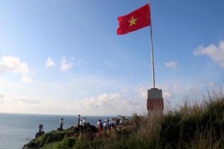Đưa vào sử dụng tàu trung tốc Phan Thiết-  Phú Quý