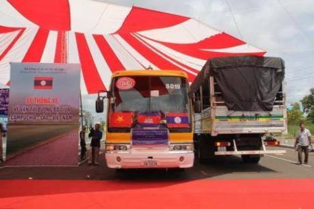 Thông xe tuyến vận tải đường bộ giữa Việt Nam, Campuchia và Lào