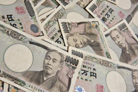 Đồng yen giảm giá khi tâm lý đầu tư rủi ro trỗi dậy