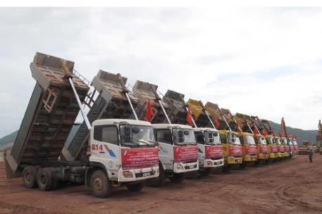 Khởi công Cảng tổng hợp quốc tế Gang thép Nghi Sơn