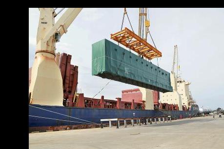 Doosan Vina xuất khẩu thiết bị nhiệt điện sang Hoa Kỳ