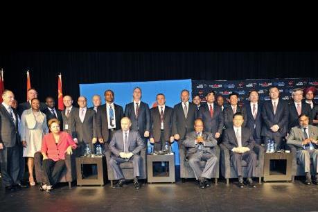BRICS kêu gọi mở rộng thương mại để duy trì tăng trưởng