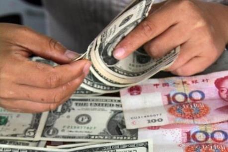 Đồng USD lên giá so với đồng yen
