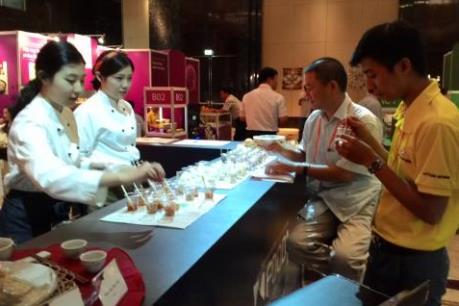 Quảng bá thực phẩm Hàn Quốc đến người tiêu dùng Việt Nam