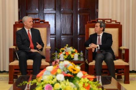 Tân Giám đốc Quốc gia ADB cam kết thúc đẩy hợp tác với Việt Nam