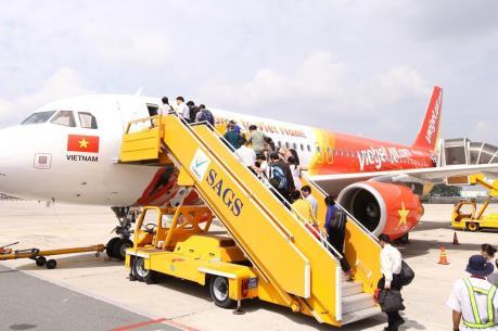 """Cơ hội sở hữu vé Tết giá """"sốc"""" của VietJet Air"""