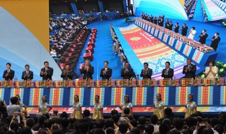 Hội chợ triển lãm Trung Quốc - ASEAN  thúc đẩy hợp tác Con đường Tơ lụa mới