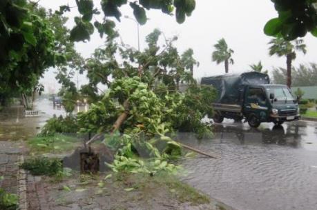 Nhiều tuyến quốc lộ bị ảnh hưởng do bão số 3