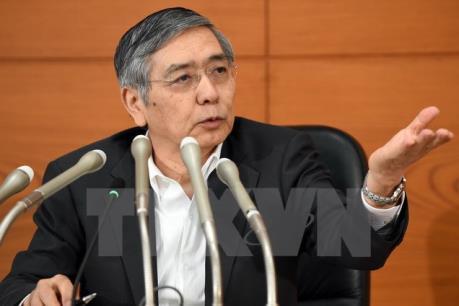 BoJ chưa tung ra các biện pháp kích thích mới