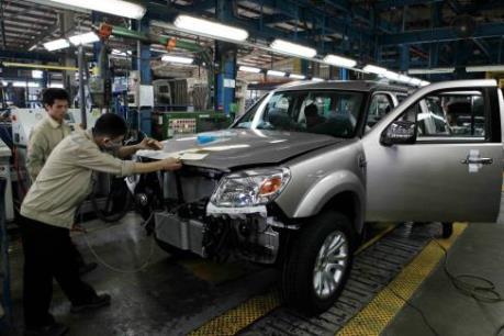 Ford Việt Nam dự kiến nộp ngân sách 2.000 tỷ đồng