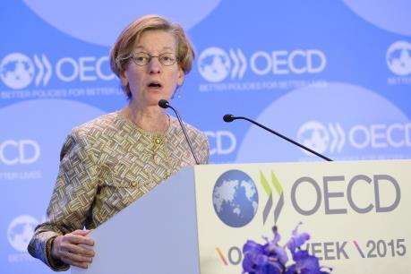 OECD hạ dự báo tăng trưởng kinh tế thế giới năm 2015
