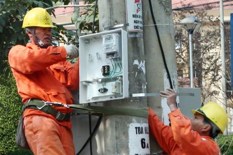Sửa đổi, bổ sung Bộ Quy trình kinh doanh điện năng