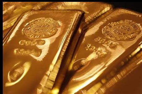 Giá vàng trong xu hướng giảm