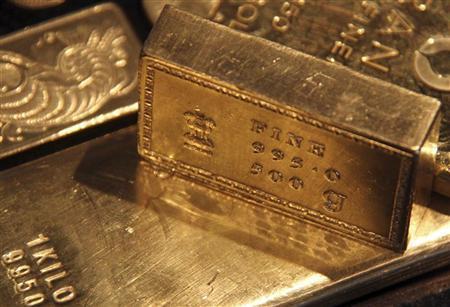 Vàng tiếp tục mất giá