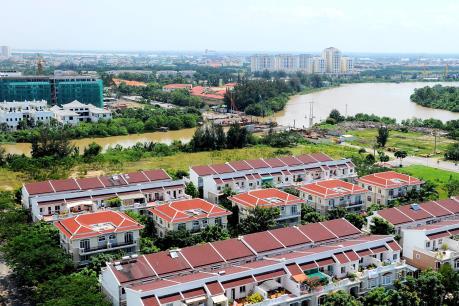 Tp. Hồ Chí Minh khan nguồn cung văn phòng hạng A tại khu vực trung tâm