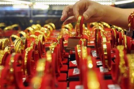 Vàng tăng giá trước những tín hiệu kém khả quan từ Trung Quốc