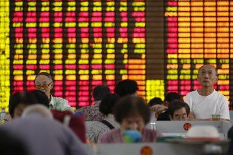 Chứng khoán Thượng Hải mất hơn 4% trước triển vọng kinh tế toàn cầu u ám