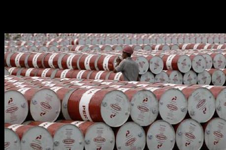 """Giá dầu Mỹ phục hồi nhẹ nhưng vẫn """"neo"""" dưới mức 40 USD/thùng"""
