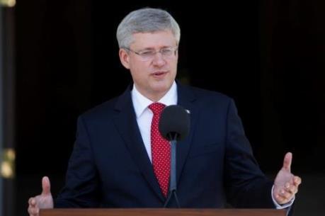 Thủ tướng Canada Stephen Harper bảo vệ quyết định tham gia TPP