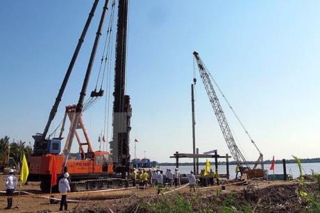 Khởi công xây dựng bến cảng số 3 cảng Vũng Áng
