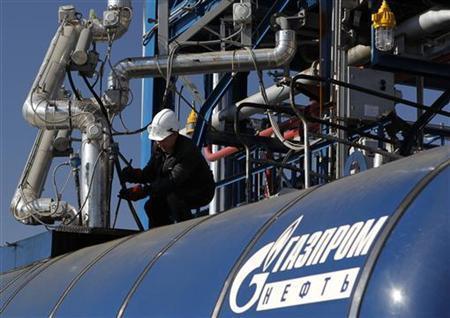 Gazprom gặp rủi ro lớn với dự án Dòng chảy phương Bắc-2