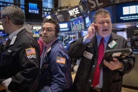 Đà giảm của chứng khoán Mỹ đã chững lại