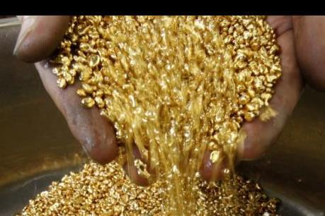 """Đồng USD suy yếu giúp vàng """"lấp lánh"""""""