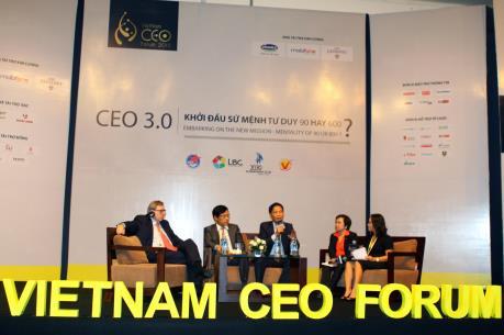 """Hội nhập AEC: Chủ đề """"nóng"""" tại Vietnam CEO Forum 2015"""