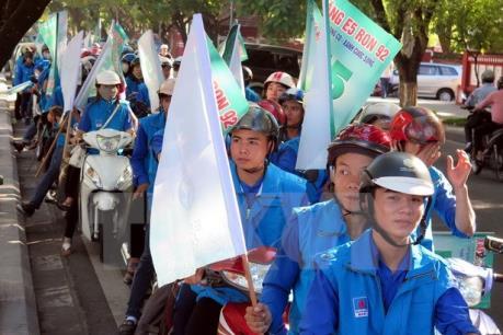 Thực hiện lộ trình phân phối xăng E5 tại Thừa Thiên - Huế