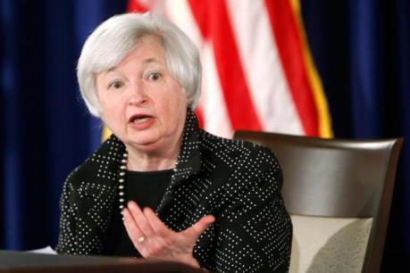 Chủ tịch Fed: Vẫn kỳ vọng vào việc tăng lãi suất