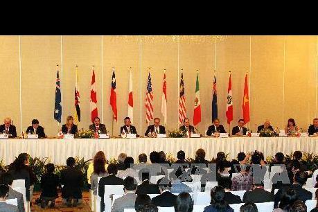 Đàm phán TPP tại Mỹ khai mạc với triển vọng mong manh