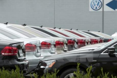 VW đạt thỏa thuận giải quyết vụ gian lận khí thải