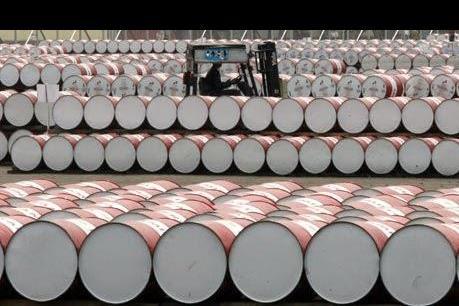 Giá dầu giảm phiên đầu tuần tại châu Á