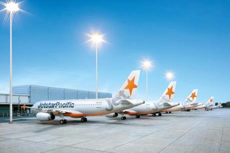 Jetstar Pacific mở thêm 3 đường bay giá rẻ nội địa mới