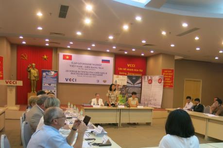 Thị trường Việt Nam hấp dẫn doanh nghiệp Nga
