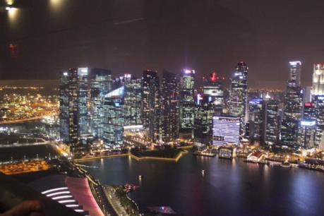 Singapore chuyển mình thành nền kinh tế thông minh