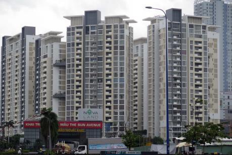Bất động sản Tp. Hồ Chí Minh: Sức mua căn hộ cao cấp tăng mạnh